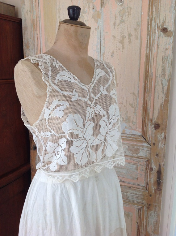 edwardian camisole MEDIUM size