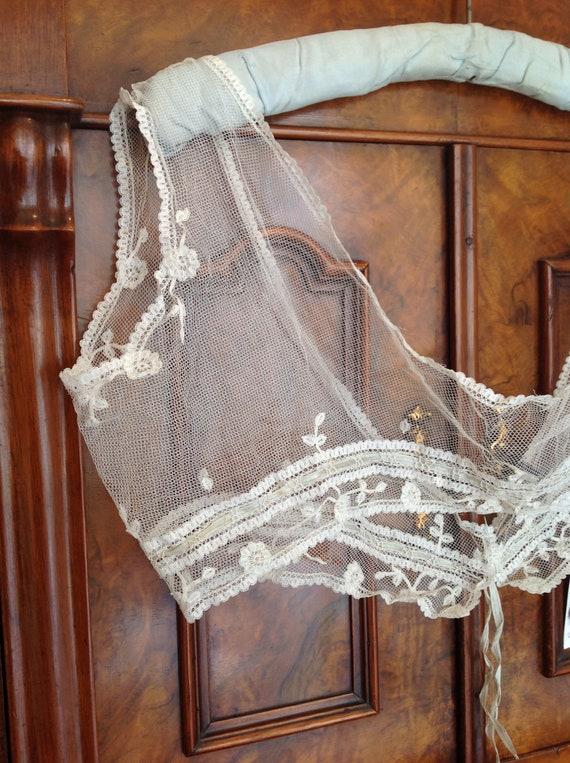 wonderful antique unfinished victorian camisole 18