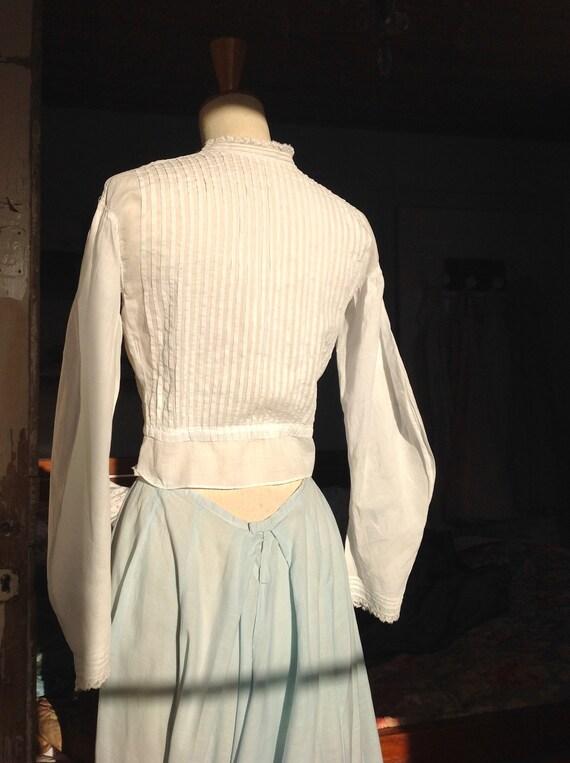 wonderful antique blouse 1890s