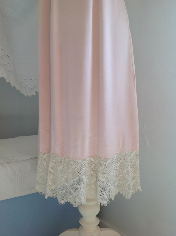 soft silk slip dress, night gown