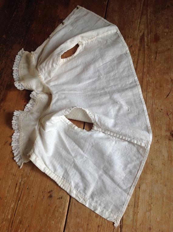 antique Victorian little boy's silk blouse 1880s - image 6