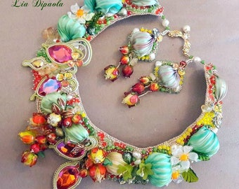 Collier Tropical Spring