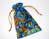 Tarot card pouch, draw st...