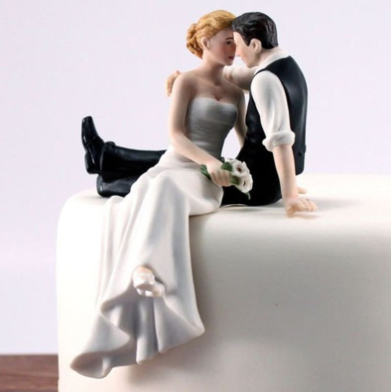 Romantic Wedding Cake Toppers