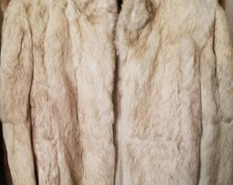 Vintage Fur Coat - It's Fur'Real!