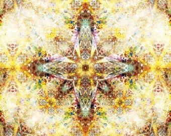Crystallized Love - Canvas