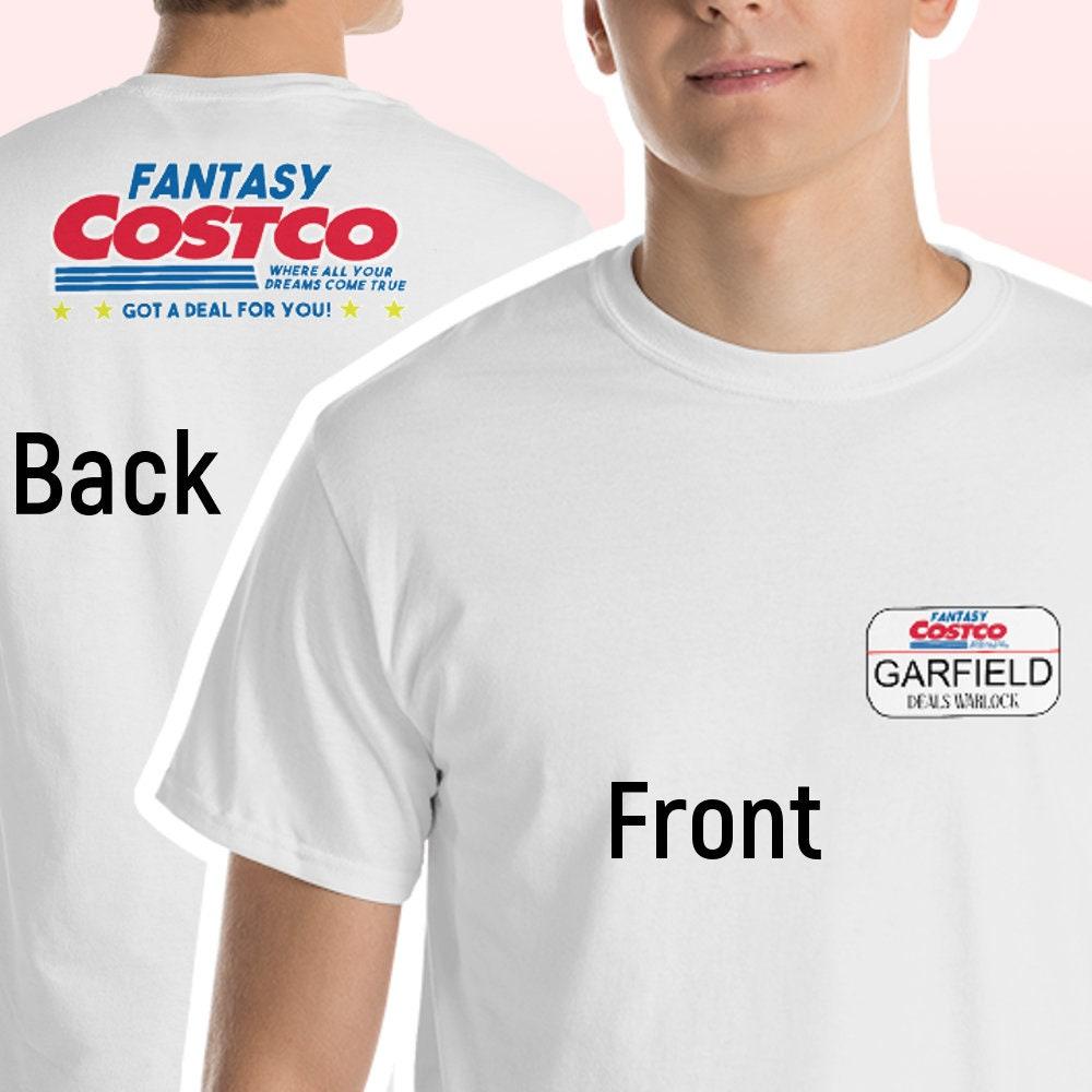 The Adventure Zone Shirt Fantasy Costco Shirt Etsy