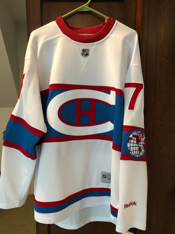 the latest bdc07 da8e7 Montreal Canadiens Subban Winter Classic Jersey