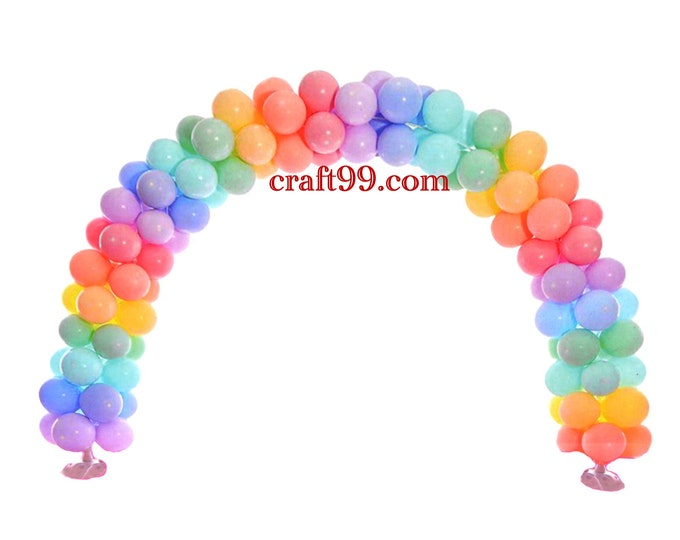 Balloon Frame Arch, Adjustable Balloon Wedding Arch Decorations