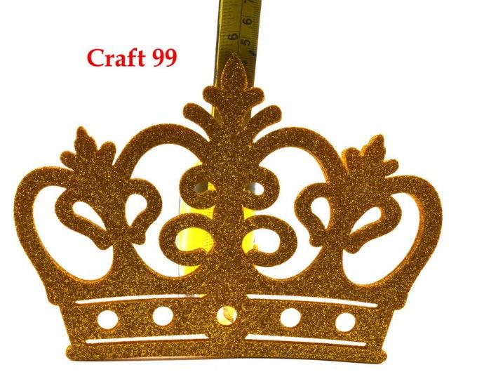 Princess Crown Glitter Foam-Party Favors.