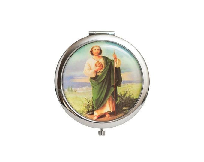 Compact Mirror-Make Up Mirror Favors. St Jude.