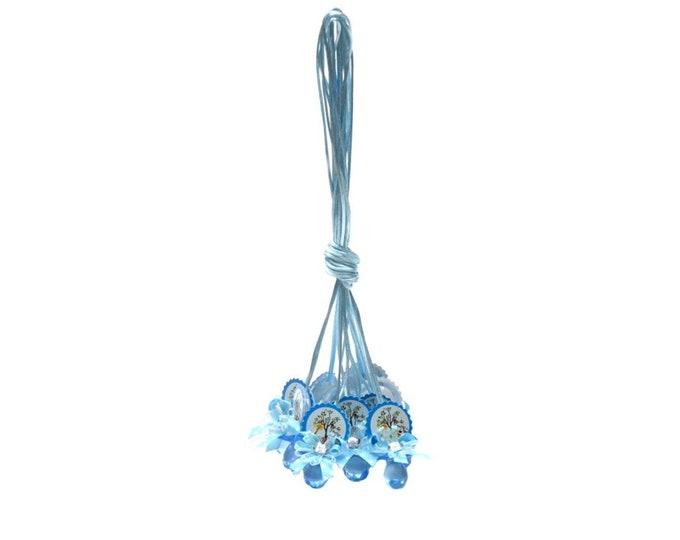 Pacifier Necklaces. Jungle.