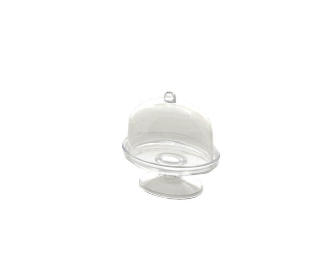 Plastic Oval Cake-Dessert Container-Gift box.