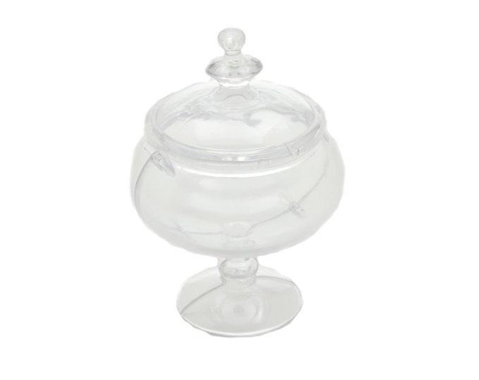 Plastic Mini Cake Holder-Gift Box.