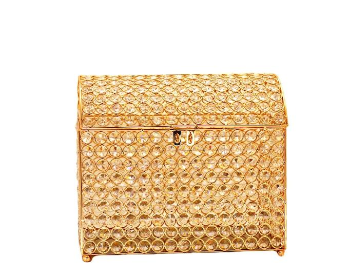 Wedding Card Box-Honeymoon Fund Box