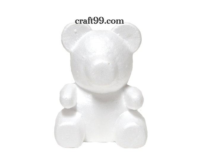 Foam Bear Mold DIY Rose Bear Party Favors. L