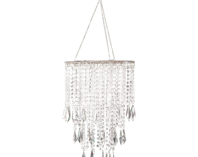 Chandelier Party Decoration-Crystal Chandelier Decor.