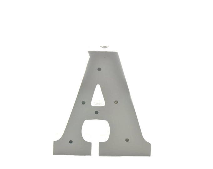 Wooden LED Light Up Letters-Party Decorations.