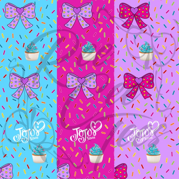 3 Jojo Siwa Wallpaper Backgrounds Etsy