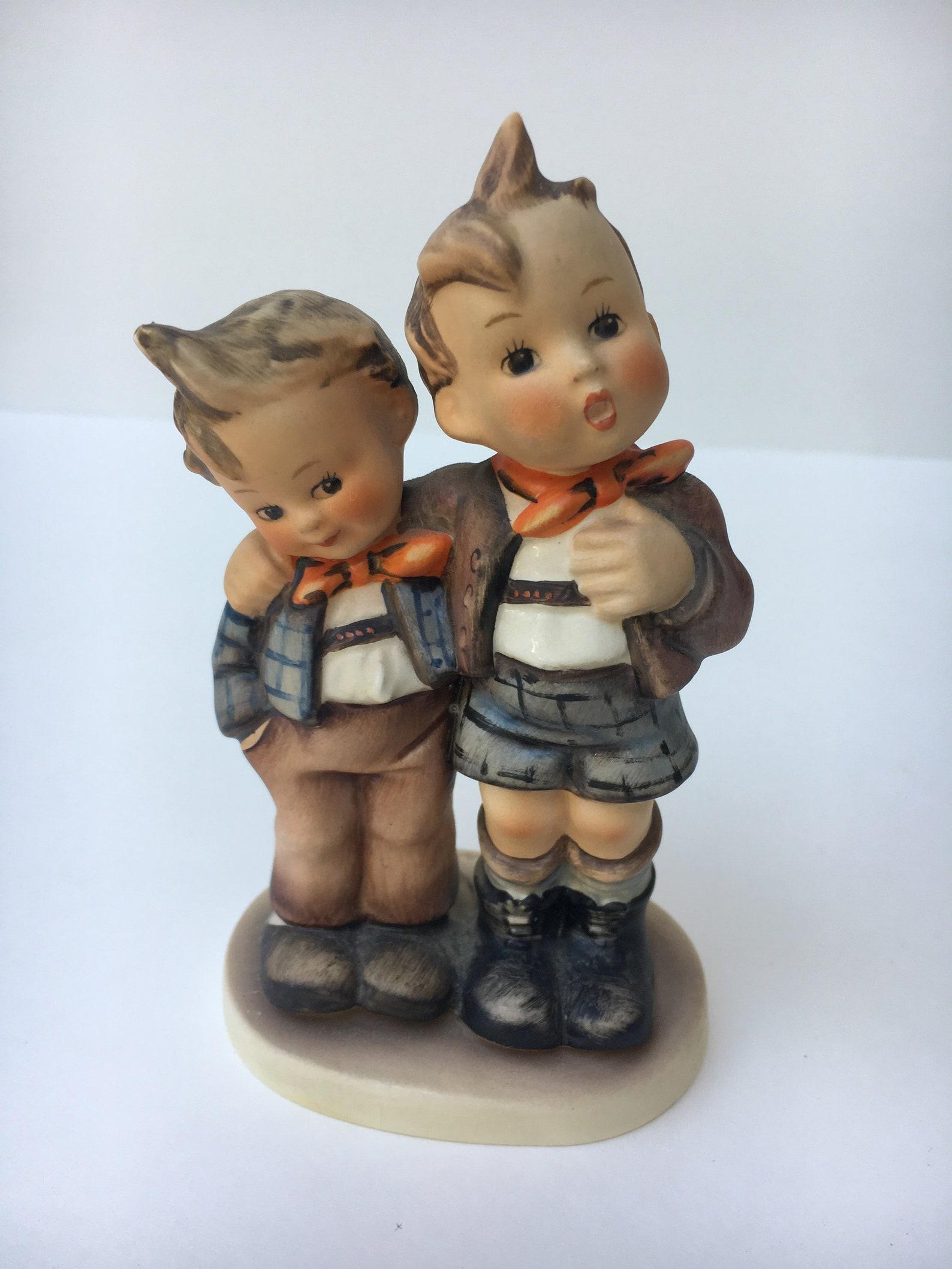 Vintage Hummel Figurine: Max and Moritz HUM 123