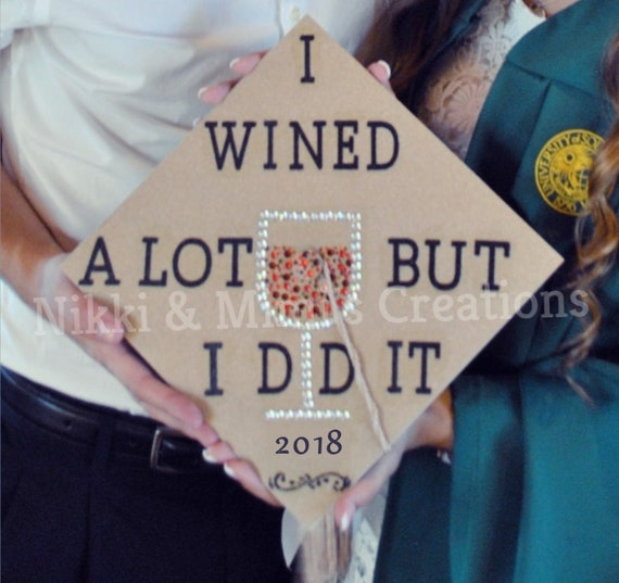 customized personalized graduation cap topper grad cap etsy