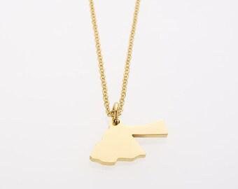 34b4deea927ec Jordan necklace | Etsy