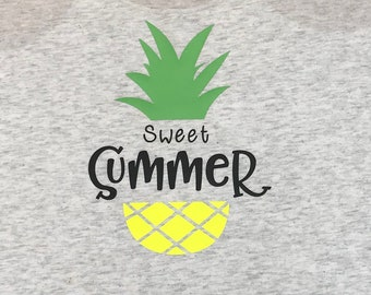 Sweet Summer Pineapple