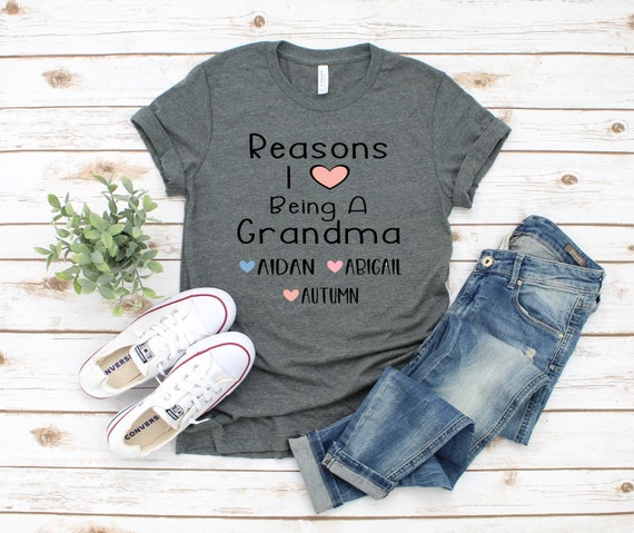 Custom Toddler T-Shirt Dont Make Me Call My Nana Grandmother Grandma Cotton
