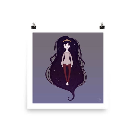 Adventure Time Marceline Body Pillow | Etsy
