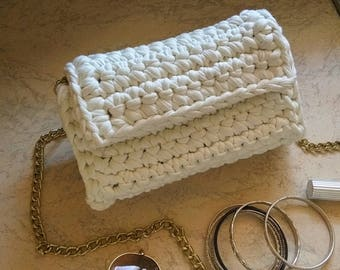 Crochet bag / purse / handmade bag / evening purse