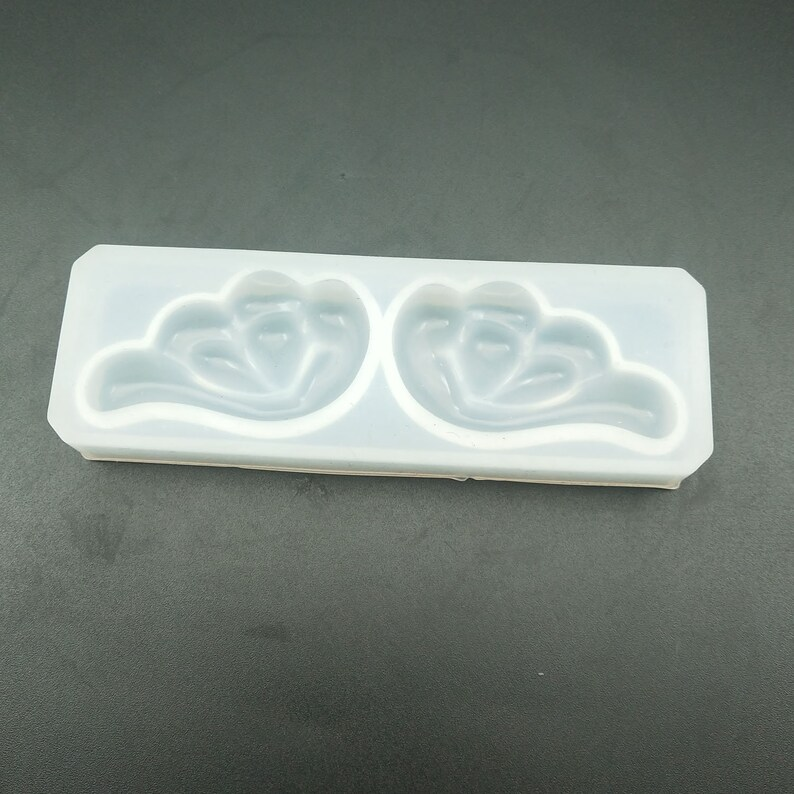 1 Piece Wing Silicone Mold DIY Silicone Mold Resin Silicon Mold Jewellery Making Craft Mold Silicone Mold Resin Cabochon