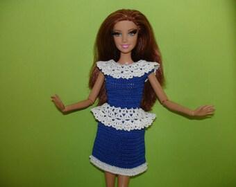 Accessori Barbie Uncinetto