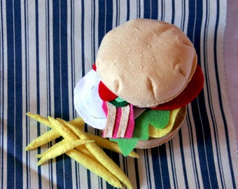 Hamburger Special/Special burger