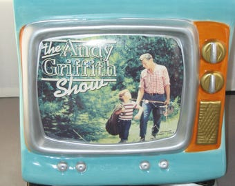 Andy Griffith Show TV Cookie Jar
