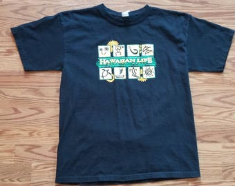 Vintage 90's Hawaii T-shirt Medium