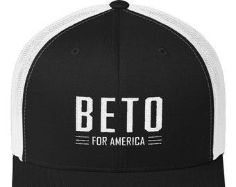 935977c8737c3 Beto For America Trucker Cap