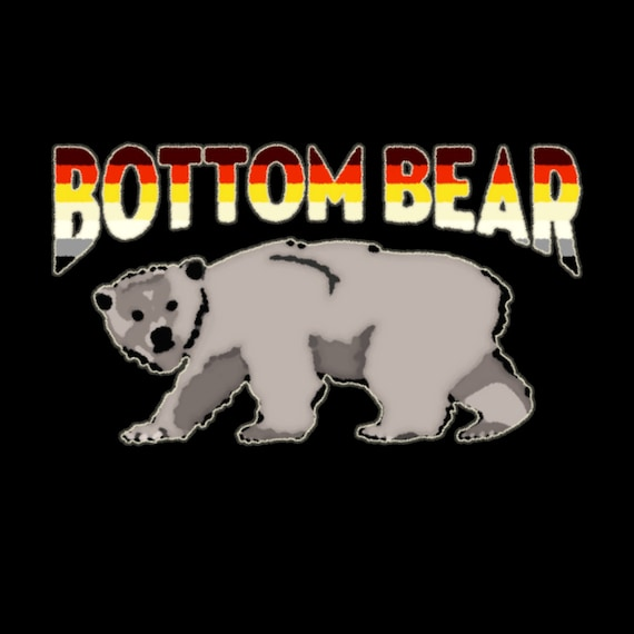 Bear bottom gay