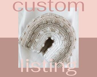 Custom Listing for Breanna