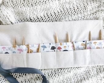 Circular Knitting Needle Organizer