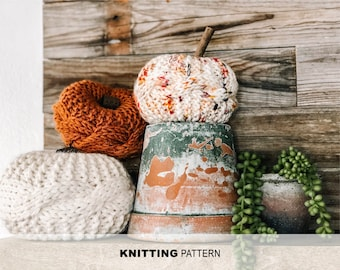 Parkway Pumpkin-Knitting pattern