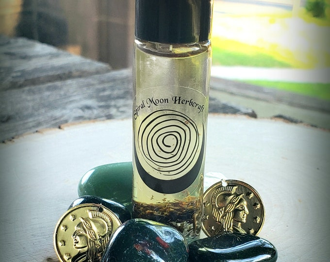 Mercury god oil, Ritual Anointing oil Roll-on