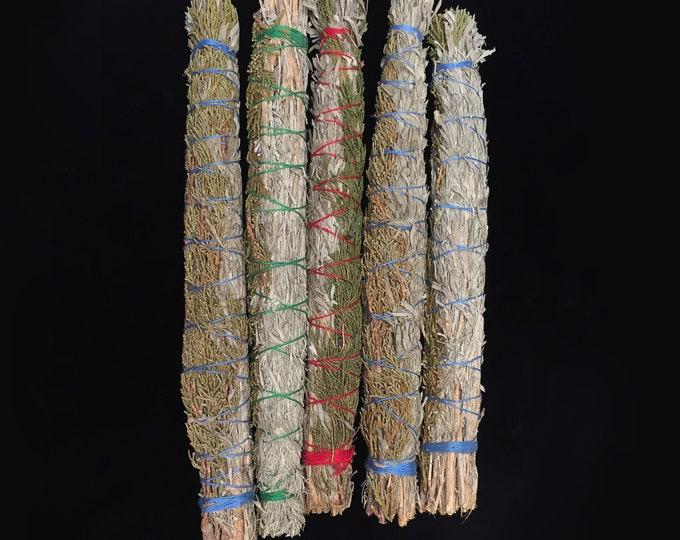Desert sage and cedarwood herb bundle