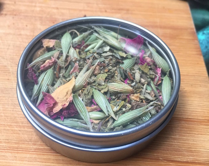 Beltane Blend Organic Herbal Tea
