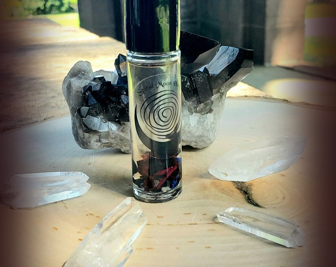 Kali Ma goddess oil, Ritual Anointing Oil Roll-on