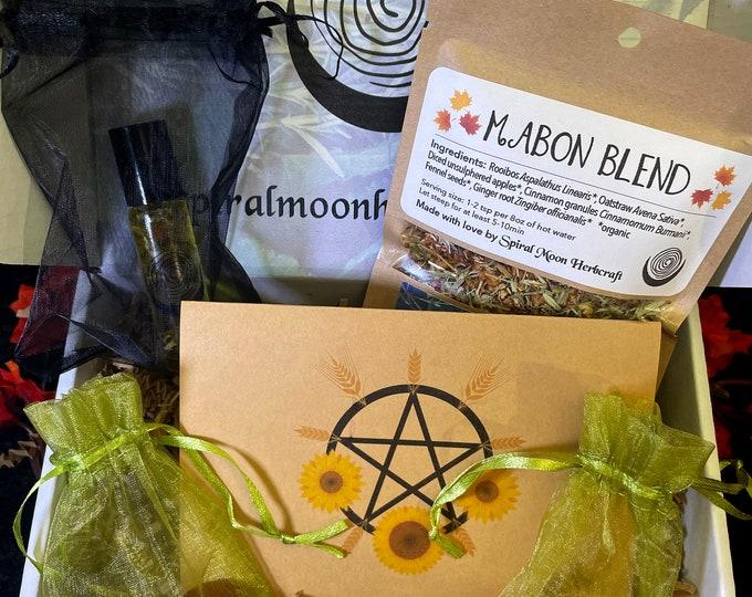Mabon Harvest Box