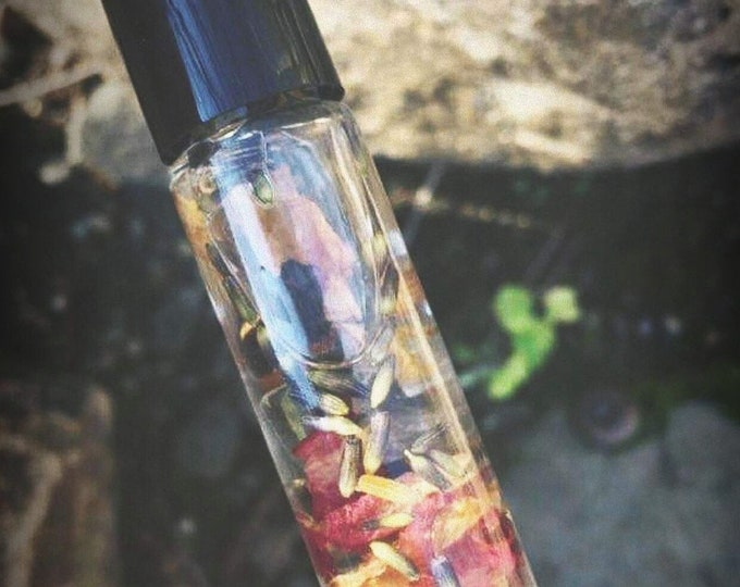 Persephone goddess oil, Ritual Anointing oil Roll-on