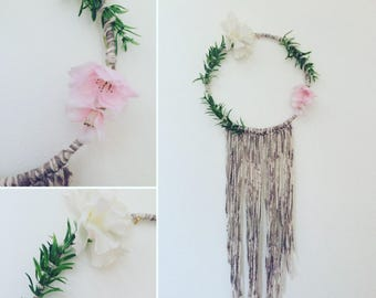 Dream catcher nature and Christmas
