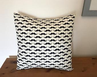 Moustache Cushion / Mustache Cushion / Moustache Pillow / Home Decor