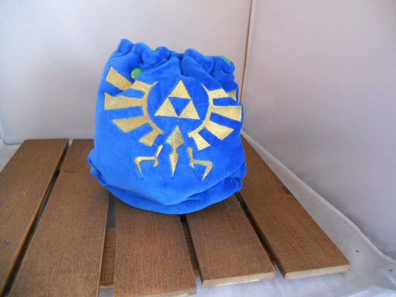 Zelda Diaper Cloth Diaper Link Diaper Reusable Diaper Baby Diaper