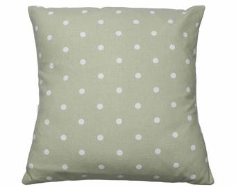 Sage green cushion | Etsy